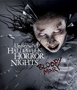Halloween Horror Nights Orlando Florida